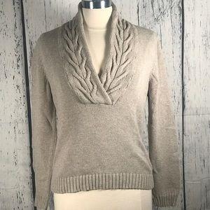 Women Ralph Lauren long sleeve sweater size L